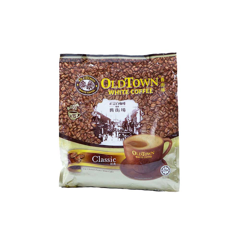 Old Town White Coffee classic 15x40gr