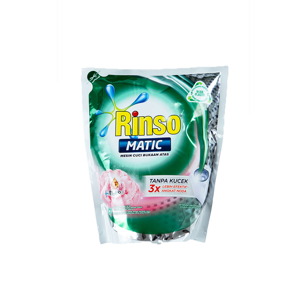 Rinso Matic Top Load 1.6L