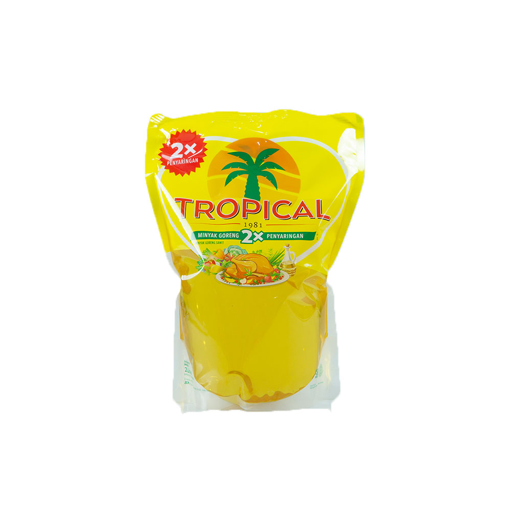 Tropical Cooking Oil 2lt