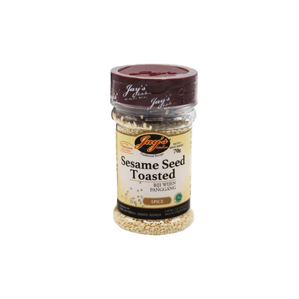 Jay's Sesame seed toasted 70gr