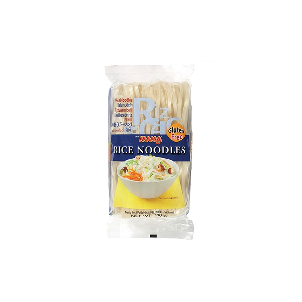 Mama Rice Noodle 5mm Glutten Free 400gr